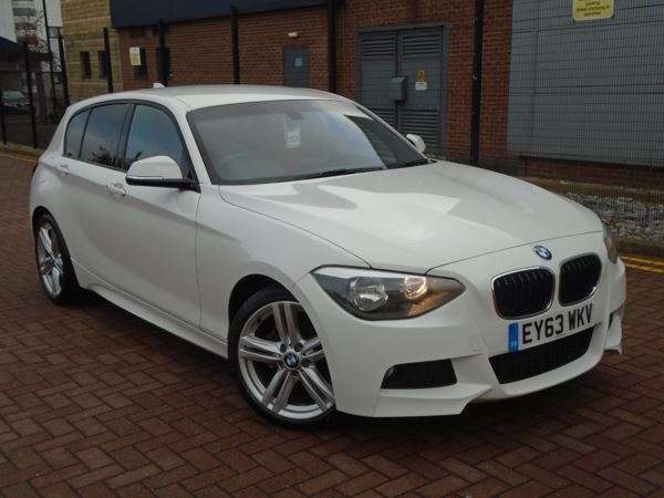 My 2013 BMW 1 series review
