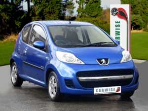 2009 (09) Peugeot 107 1.0 Verve For Sale In Derby, Derbyshire