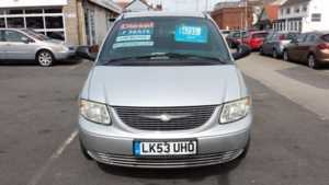 2004 (53) Chrysler Voyager Diesel Anniversary 7Seater From £3,695 + Retail Package For Sale In Near Blackpool, Lancashire