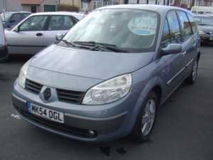 2004 (54) Renault Grand Scenic Diesel Dynamique From £3,695 + Retail Package For Sale In Near Blackpool, Lancashire