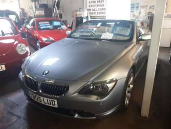 6 Series car for sale