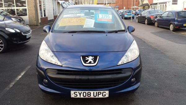 2008 (08) Peugeot 207 1.6 HDi Diesel S 5-Door From £2,995 + Retail Package For Sale In Near Blackpool, Lancashire
